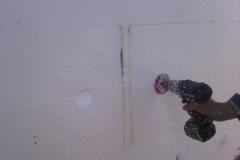 frezowanie-miejsc-na-kołki-eliminacja-na-elewacji-efektu-biedronki